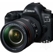 Canon EOS 5D Mark IV Full Frame Digital SLR Camera With EF 24-105mm | Photo & Video Cameras for sale in Central Region, Kampala