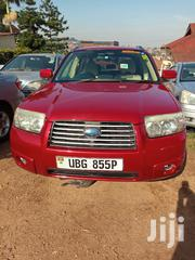 Subaru Forester 2006 2.5 X Red | Cars for sale in Central Region, Kampala