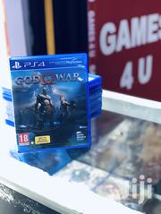 God of War PS4 Game   Video Games for sale in Central Region, Kampala