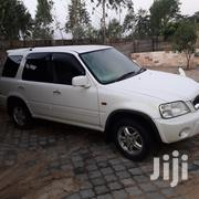 Honda CR-V 2001 2.0 4WD Automatic White | Cars for sale in Central Region, Kampala