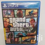 GTA V For PS4 | Video Games for sale in Eastern Region, Mbale