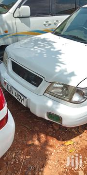 Subaru Forester 2000 Automatic White | Cars for sale in Central Region, Kampala