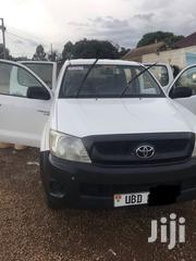 Toyota Hilux 2008 2.5 D-4D Double Cab White | Cars for sale in Central Region, Kampala