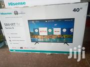 40 Inches Led Hisense Smart Flat | TV & DVD Equipment for sale in Central Region, Kampala