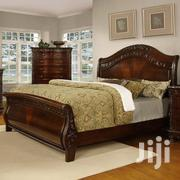 Traditional Wooden Beds | Furniture for sale in Central Region, Kampala