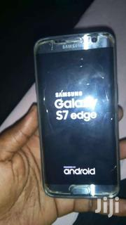 Sumsang S7edge No Scraches | Mobile Phones for sale in Central Region, Wakiso