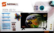 """SAYONA Pps Digital LED TV 40"""", FHD With Satellite Input 