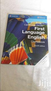 Cambridge IGCSE First Language English Course Book By Marian Cox | CDs & DVDs for sale in Central Region, Kampala