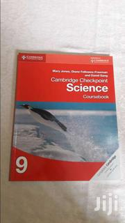 Cambridge Checkpoint Science Course Book 9 By Mary Jones | CDs & DVDs for sale in Central Region, Kampala