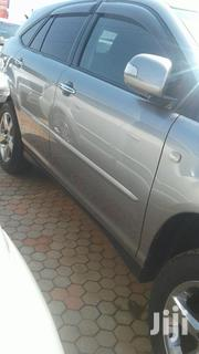 Toyota Harrier 2008 Gray   Cars for sale in Central Region, Kampala