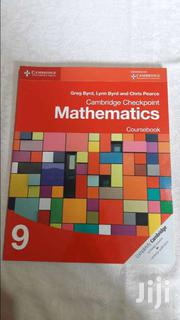 Cambridge Checkpoint Mathematics Course Book9 By Byrd Greg | CDs & DVDs for sale in Central Region, Kampala