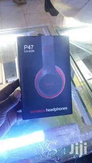 Wireless Headsets P47 | Clothing Accessories for sale in Central Region, Kampala