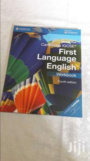 Cambridge IGCSE First Language English Workbook By Marian Cox | CDs & DVDs for sale in Central Region, Kampala