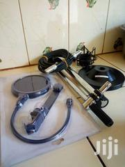 Mic Table Stand, Shock Mount, Pop Filter And Cables | Laptops & Computers for sale in Central Region, Kampala