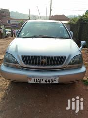 Toyota Harrier 1988 Silver | Cars for sale in Central Region, Kampala
