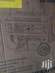 Ryobi 6.9KW Max Output Roll Caged Generator | Electrical Equipments for sale in Central Region, Kampala