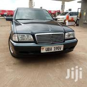 Mercedes-Benz C200 1998 Blue   Cars for sale in Central Region, Kampala