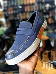 Blue & Brown Timberland | Shoes for sale in Central Region, Kampala