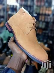 Yellow & Blue Tmboots | Shoes for sale in Central Region, Kampala