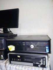 Full Set Dell Duo Core Cpu Computer | Laptops & Computers for sale in Western Region, Kisoro