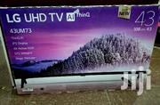 43inches LG Smart UHD 4k TV | TV & DVD Equipment for sale in Central Region, Kampala