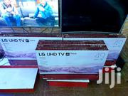 LG Smart UHD 4k 49inches New | TV & DVD Equipment for sale in Central Region, Kampala