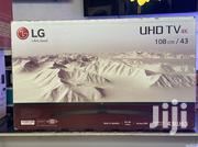 LG 4K UHD Smart TV 43 Inches | TV & DVD Equipment for sale in Central Region, Kampala