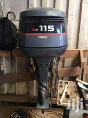 Yamaha 115hp Out Board Engine | Vehicle Parts & Accessories for sale in Central Region, Wakiso