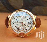 Original Cartier Watch With Chronograph.   Watches for sale in Central Region, Kampala