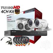 Hik Vision 4 Channel CCTV Camera KIT With Storage Device | Security & Surveillance for sale in Central Region, Kampala