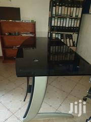 Second-Hand Executive Glass Table on Sale | Furniture for sale in Central Region, Kampala