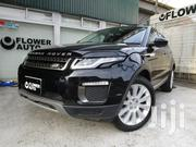 Land Rover Range Rover Evoque 2018 Black | Cars for sale in Central Region, Kampala