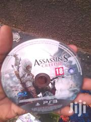 PS3 Game Assasins Creed Iii Original Disk | Video Game Consoles for sale in Central Region, Kampala