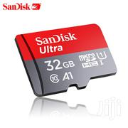San Disk Ultra 32 GB Microsdhc Class 10 Memory Card | Accessories for Mobile Phones & Tablets for sale in Central Region, Kampala