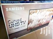 New Samsung Curved Smart UHD TV 55 Inches | TV & DVD Equipment for sale in Central Region, Kampala