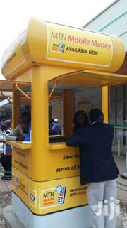 Mobile Kiosks Of 5*5 Feets | Commercial Property For Sale for sale in Central Region, Kampala