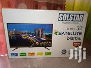 Solstar Digital Flat Screen Tv 32 Inches | TV & DVD Equipment for sale in Central Region, Kampala