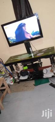32 Inch Flat Screen Plus The Tv Table | TV & DVD Equipment for sale in Central Region, Kampala
