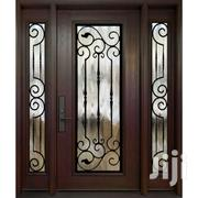 D0002 Wrought Iron Security Doors | Doors for sale in Central Region, Kampala