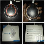 Black & Seethrough Wireless Charger | Accessories for Mobile Phones & Tablets for sale in Central Region, Kampala