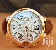 Cartier Chronograph Original Watch 8   Watches for sale in Central Region, Kampala