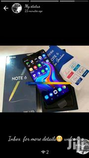 New Infinix Note 6 64 GB Black   Mobile Phones for sale in Central Region, Kampala
