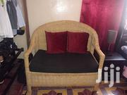 2 Sitter Craft Chair With All Its Cushions At Agive Away Price | Home Accessories for sale in Central Region, Kampala