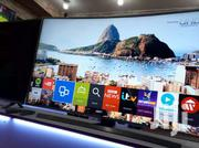 55inches Samsung Curved Smart UHD TV | TV & DVD Equipment for sale in Central Region, Kampala