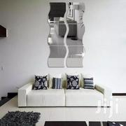 6PCS 3D DIY Wavy Mirror Wall Stickers | Home Accessories for sale in Central Region, Kampala