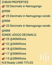 Namugongo-decimals Plots | Land & Plots For Sale for sale in Central Region, Wakiso