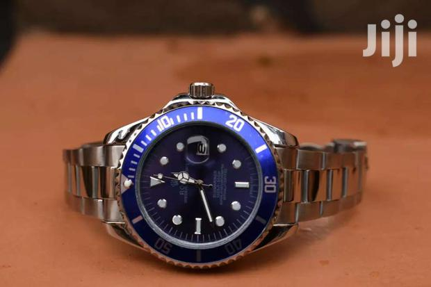Archive: Rolex Submariner Blue Oyster 3