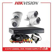 4 Channel Kit (Hik Vision) With Installation For Free | Cameras, Video Cameras & Accessories for sale in Central Region, Kampala