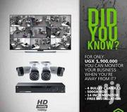 4 AHD CAMERA KIT FULL PACKAGE ON SALE   Laptops & Computers for sale in Central Region, Kampala