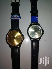 Brand New Original Casio Leather Watches | Watches for sale in Central Region, Kampala